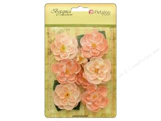 leaves: Petaloo Botanica Collection Ranunculus Peach