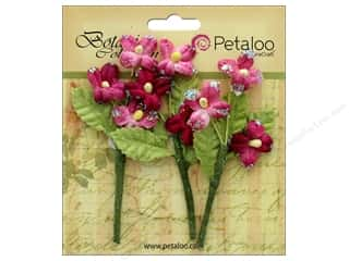Petaloo Botanica Collection Fairy Blossom Branch Fuchsia