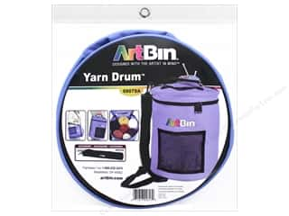 yarn & needlework: ArtBin Yarn Drum Periwinkle