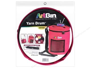 yarn & needlework: ArtBin Yarn Drum Raspberry