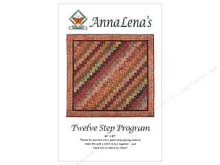 Anna Lena's Twelve Step Program Pattern