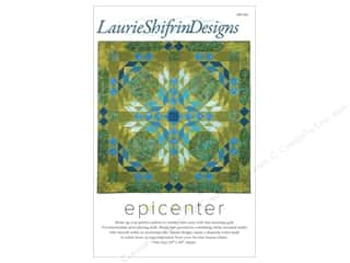 books & patterns: Laurie Shifrin Epicenter Pattern