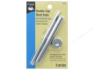Dritz Double Cap Rivets Tools