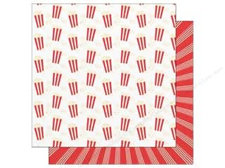 "Photo Play Collection Summer Bucket List Paper 12""x 12"" Popcorn Popping (25 pieces)"