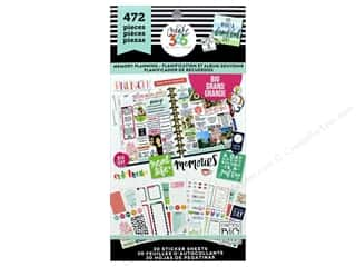 stickers: Me&My Big Ideas Create 365 Happy Planner Sticker Value Pack Memory Keeping
