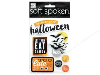 Me&My Big Ideas Sticker Soft Spoken All Hallows Eve