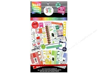 Me&My Big Ideas Happy Planner Sticker Value Pack Classic Color Way