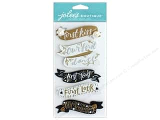 stickers: EK Jolee's Boutique Large Wedding Firsts