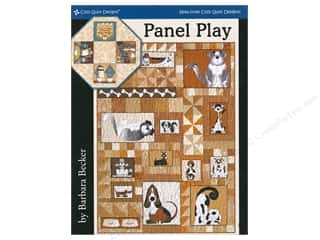 books & patterns: Cozy Quilt Designs Panel Play Book