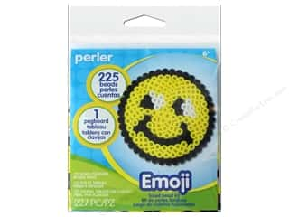 beading & jewelry making supplies: Perler Fused Bead Kit Trial EMOJI 2