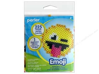 beading & jewelry making supplies: Perler Fused Bead Kit Trial EMOJI 4