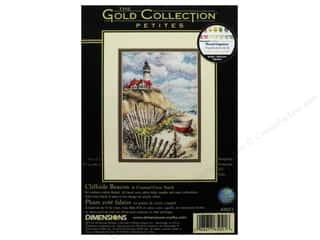 "Dimensions Cross Stitch Kit 5""x 7"" Cliffside Beacon"
