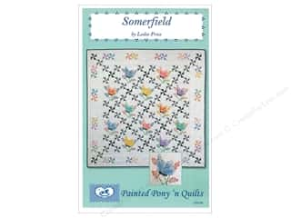 Painted Pony'n Quilts Somerfield Pattern