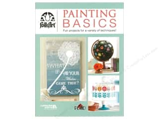 Clearance: Leisure Arts Painting Basics Book