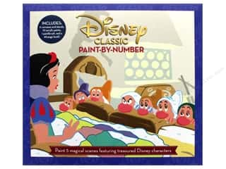 Thunder Bay Disney Classic Paint By Number And Book