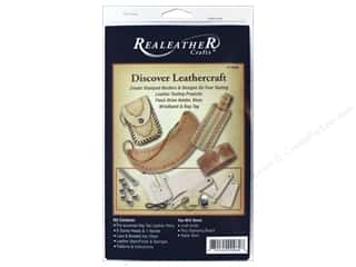 REALEATHER by Silver Creek Kit Discover Leathercraft