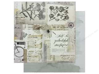 "American Crafts Heidi Swapp Collection Magnolia Jane Paper 12""x 12"" Vintage Market (25 pieces)"