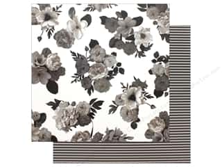 "American Crafts Heidi Swapp Collection Magnolia Jane Paper 12""x 12"" Secret Garden (25 pieces)"