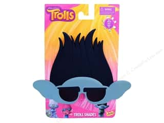 novelties: Sun-Staches Sunglasses Trolls Branch
