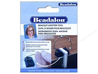 beading & jewelry making supplies: Beadalon Bracelet Knotter
