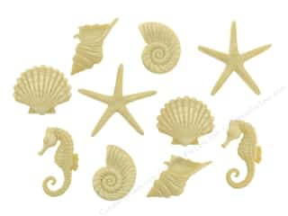 novelties: Jesse James Embellishments Beach Beauties