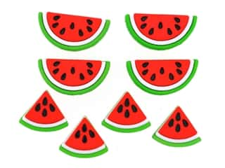 novelties: Jesse James Embellishments Watermelons