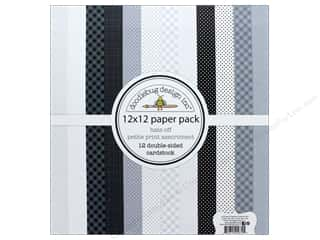 Doodlebug Collection Hats Off Paper Pack Petite Print