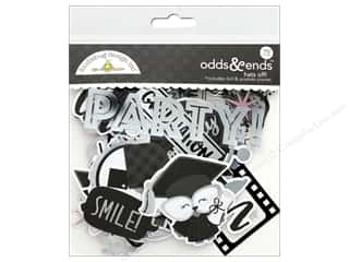 die cuts: Doodlebug Collection Hats Off Odds & Ends