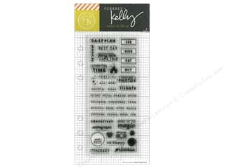 Hero Arts Poly Clear Stamp Kelly Planner Adventure Time