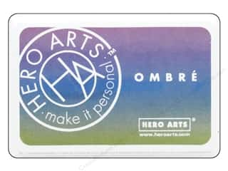 stamps: Hero Arts Ink Pad Ombre Meadow