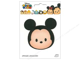 Simplicity Disney Iron On Applique Small Tsum Tsum Mickey