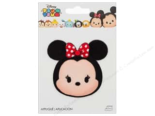 Simplicity Disney Iron On Applique Small Tsum Tsum Minnie