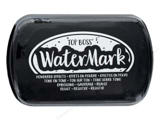 embossing ink: Clearsnap Top Boss Watermark Ink Stamp Pad Full Size
