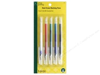 Dritz Marking Pens Heat Erase 5pc