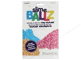 craft & hobbies: FloraCraft Foam Slimeballz 4mm White
