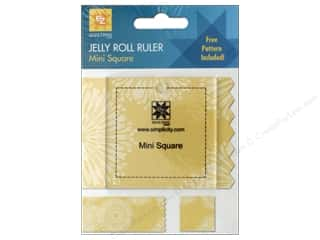 EZ Acrylic Ruler Mini Square