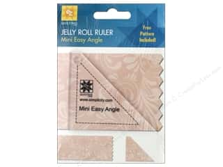 EZ Acrylic Ruler Mini Easy Angle