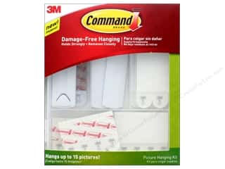 craft & hobbies: Command Adhesive Picture Hanger Kit