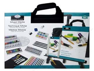 Royal Artist Essentials Set Travel Art Mixed Media