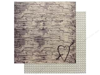 "scrapbooking & paper crafts: Authentique Collection Always Paper 12""x 12"" Five (25 pieces)"