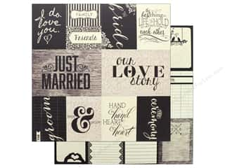 "Authentique Collection Always Paper 12""x 12"" Eight (25 pieces)"