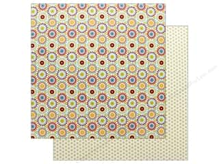 "Authentique Collection Sunshine Paper 12""x 12"" One (25 pieces)"