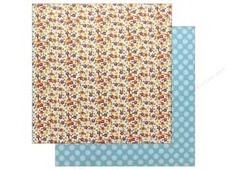 "Authentique Collection Sunshine Paper 12""x 12"" Four (25 pieces)"