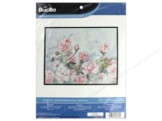 yarn & needlework: Bucilla Counted Cross Stitch Kit Rose Romance
