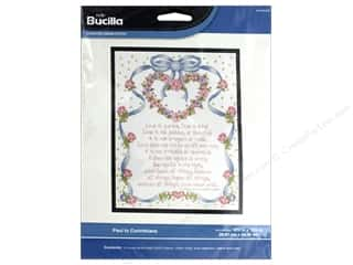 yarn & needlework: Bucilla Counted Cross Stitch Kit Paul To Corinthians