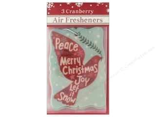 gifts & giftwrap: Molly & Rex Air Freshener Holiday Joy Dove 3pc