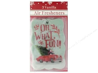 Clearance: Molly & Rex Air Freshener Holiday Fun Penguin 3pc