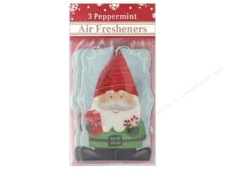 Molly & Rex Air Freshener Holiday Nog Gnome 3pc