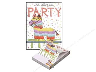 gifts & giftwrap: Molly & Rex Note Pop Up Pocket Pad Party Pinata