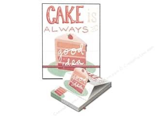 Molly & Rex Note Pop Up Pocket Pad Ombre Cake Pink